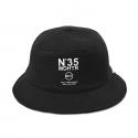 N35 Sweat Bucket Hat black