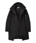 인사일런스 Raven Padding Coat