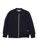 모노마일 SWEAT BLOUSON (NAVY)