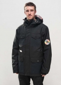 Outdoorsman Jacket BLACK