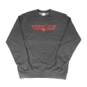 크룩스앤캐슬(CROOKS & CASTLES) CROOKS & CASTLES Mens Knit Crew - Air Gun
