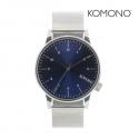 Winston Royale Silver Blue KOM-W2353