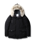 14 Colby Heavy Down Parka Black