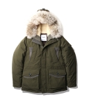 14 Colby Heavy Down Parka Olive