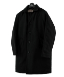 Winter Napping Oversize Coat (Black)