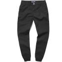 M#0491 jogger stretch pants (black)
