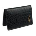 Anaconda Slim Wallet Black