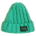 M#0495 nep wool beanie (mint)