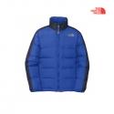 노스페이스 보이즈 아콘카구아 550 패딩 / 제이크 블루 [AUTD49W]