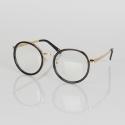 Chiba Glasses (Gold)