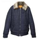 언티지 UTO 704 untage wool bomber jacket_navy(남여공용)