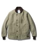 Raymond 1st Deck Jacket Olive