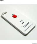 섹스토(SEXTO) [iPhone5/5s]Apple Guard_strawberry white