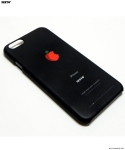 섹스토(SEXTO) [iPhone 6]Apple Guard_strawberry black