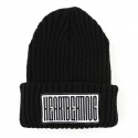 하이비션(HYBITION) Hybition Beanie Heartbeating Black