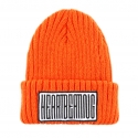 하이비션(HYBITION) Hybition Beanie Heartbeating Orange