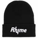 하이비션(HYBITION) Hybition Beanie Rhyme Black