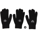 3PCS OUR GAME IS NOT OVER KNIT SMART GLOVE (BLACK)