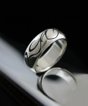 SURGE STERLINGSILVER RING