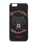 PHONE CASE WOLF BLACK iPHONE6/6+/5S
