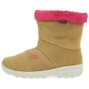 NORTHFACE G KINLEY OSO BOOTIE CURRYBR A1C8G0U