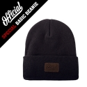 오피셜(OFFICIAL) [미국직수입][오피셜] Special Basic Beanie_brown W14B-001