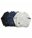 "Sweatshirt Raglan Line ""3 Colors"""