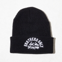ONLY KNIT CAP - BLK
