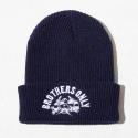 에이유비(AUB) ONLY KNIT CAP - NAVY