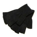 뉴욕 햇(NEW YORK HAT CO.) 4935 WOOL CUT-OFF GLOVE (BLACK)