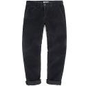 M#0516 corduroy cotton pants (black)