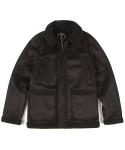 Mustang Deck Jacket (Black)