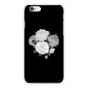 [테마케이스] Floral.Black (아이폰 6 Plus)