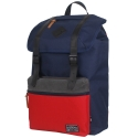 burmese backpack-red