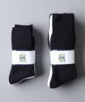 모스그린(MOSSGREEN) American Rib Socks 3 pack