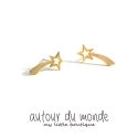 오뜨르 뒤 몽드(AUTOUR DU MONDE) SHOOTING STAR EARRING