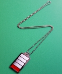 RUNDS battery necklace