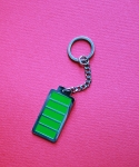 런디에스(RUNDS) RUNDS battery keyring