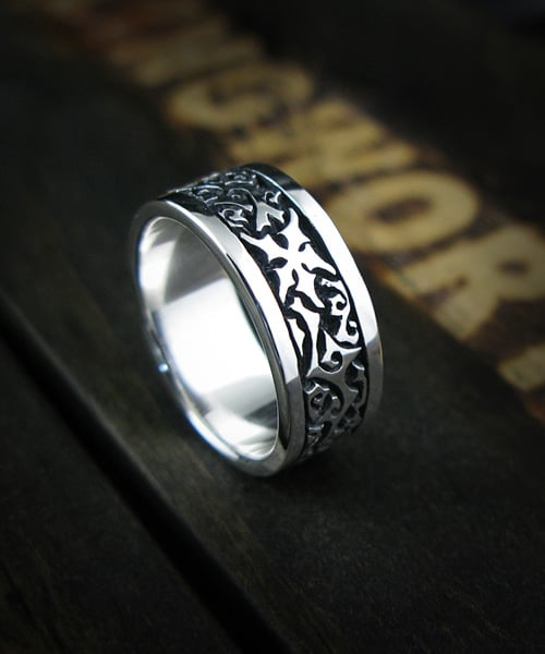 스털링워스(STERLINGWORTH) LUNAR SCENT-F1 STERLINGSILVER RING