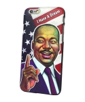 MLK-I have a dream iPhone6 Case