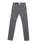 업스케일(UPSCALE) KUROKI GREY DENIM 16.5BAS