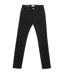 업스케일(UPSCALE) MATT NOIR BLACK DENIM 16.5BAS