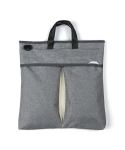 로우로우(RAWROW) R TOTE 402 WAX HAZE GRAY