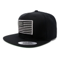 Rock America US flag Snapback BK 02