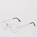 옵틱스뮤지엄 TONY CLASSIC GLASSES (SILVER)