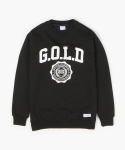 GOLDEN DAYS SWEATSHIRT (BLACK)