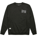 프리미티브(PRIMITIVE) 15 SP PRIMITIVE CLASSIFIED CREWNECK CHARCOAL HEATHER