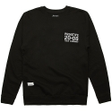 프리미티브(PRIMITIVE) 15 SP PRIMITIVE CLASSIFIED CREWNECK BLACK