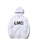 LMC GRADATION LOGO HOODIE white