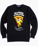킬러비(KILLER BEE) Pizza Sweatshirt (black)
